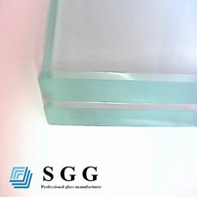 di alta qualità basso contenuto di ferro vetro stratificato di prezzo