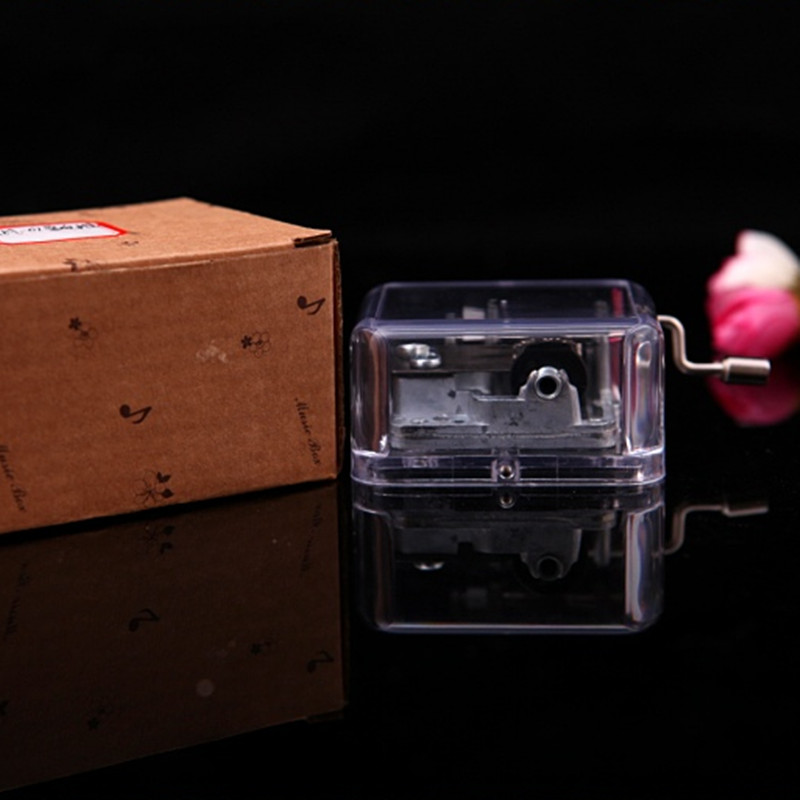 handcrank music box