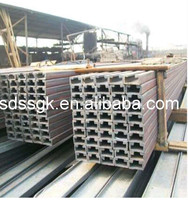 Factory in China prime C channel steel