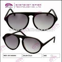 Acetate 2012 Top Fashion Male Sunglasses