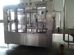 Complete Drinking mineral water bottling plant