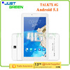 Cube 7 inch 4G tablet pc sale Talk 7X Android 5.1 MTK8735M quad cores 4G best buy tablet pc