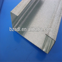 metal building materials construction steel stud for ceiling board