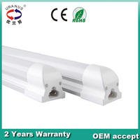 2 years warranty high quality energy saving led tube t8