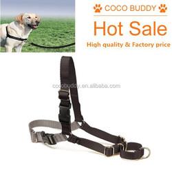 Custom logo tag Hot Sale pet dog pet products harness 100% Nylon