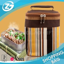 Multicolor Aluminum Foil Insulated Cooler Bag