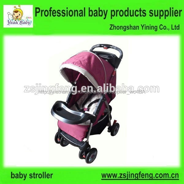 Trung Quốc xe đẩy em bé nhà sản xuất với en1888 chứng nhận, chất lượng cao gấp xe trẻ con để bán