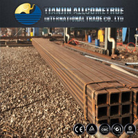 Carbon Steel Square Tube Material Specification