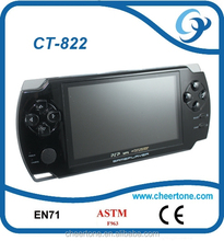 32 Bit Game Console, Slim Body Handheld Video Game Player