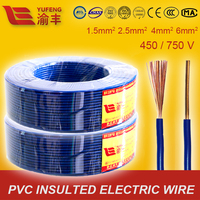 IEC Standard CCC Certified Factory Offer Fireproof Electrical Wire