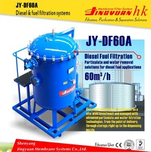 High-tech diesel oil fuel refinery machine /oil cleaning machine with new design