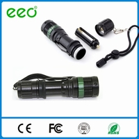 2015 china manufacturers rechargable led torch light ultrafire hunting torch light