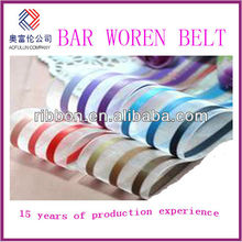 Organza ribbon bows accessories for garment