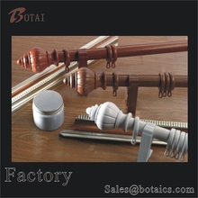 2014 new design decor curtain rod/pole