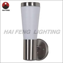 hot sale dust-proof stainless steel outdoor wall lamp/garden lamp