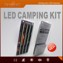 PanaTorch private design 3 years warranty Led light bar kit widely used for night camping/fishing/awnings/trailers