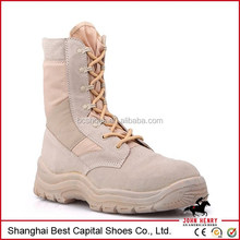Soft Leather Fur linined men winter snow boots functional military boots //sand military boots