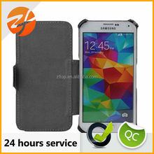 Book Style Stand Flip Cover PU Leather Cell Phone Cases for Asus Zenfone 6