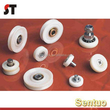 High Performance China Factory Plastic Roller, Plastic Pulley