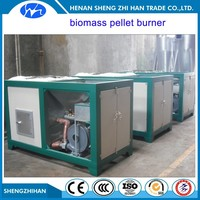 Widely used Biomass pellet burner