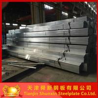 made in china pre galvanized square pipe 50x50