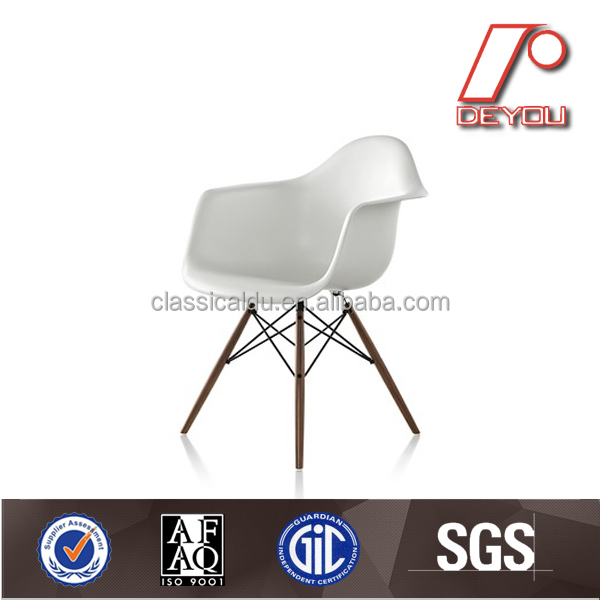 Charles eames pr sident r plique chaise eames dsw en fibre de verre chaise - Eames fibre de verre ...