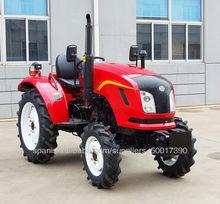 Tractor de cuatro ruedas(20HP-25HP)