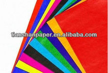 31gsm printed color paper tissue for packing