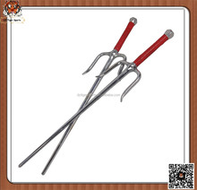 stainless steel wushu weapon sai