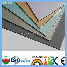 Aluminum sign board/ sign boad material aluminum composite panel