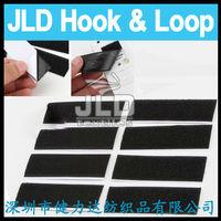 DIY Sticky welcro Tape accessory glued sticky welcro hook loop