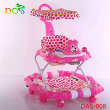 China manufacture infant baby walker / cheap price baby carrier from DEAOSI