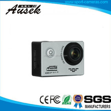 1080p 60fps Ambarella A7LS75 sport camera cam for car support 4-32GB SD/TF card