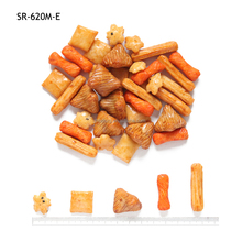 ISO crispy fried MIX rice cracker snacks