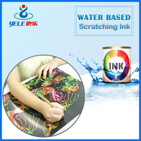 Eco-friendly direct factory selling water based ink