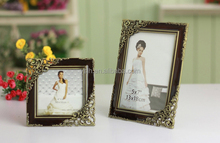 the new latest vintage style and hight quality photo frame with carving