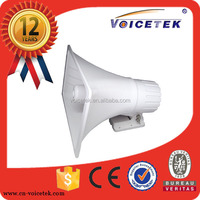 SPH-711 Plastic speaker with square side 30Watt 105dB PA system speaker with good quality and service