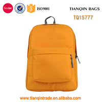 wholesale cheap polyester school backpack for teenage girl