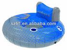 venda quente pvc inflável flutuante sofa para a festa de água