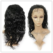 100 Virgin Remy Human Wet and Wavy Cheap Lace Front wig