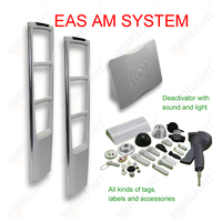 Highlight AM008 supermarket alarm system/ clothing store eas alarm system/ 58khz shop security am antenna