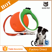 Smart retractable dog leash