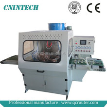automatic spray painting machine/wood line spraying machine/automatic painting door machine