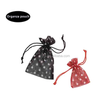 Dot Printed Small Bag for Candy/Organza Pouches