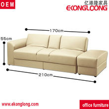 Multifunction sofa foldable bed bedroom furniture sofa cum bed designs low to floor,with storage and ottoma