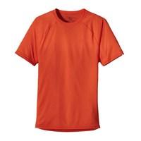 mens sweat absorbing quick dry mesh tshirt