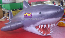 HOT SALE! Advertising Inflatable Shark /Gaint Inflatable Fish Replica