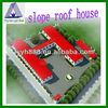 Light Steel Villa / prefabricated villa / light steel modular homes
