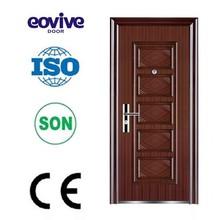 Puerta de hierro de imágenes para los hogares e-st053