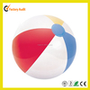 16 inch 6P PVC Wholesale Inflatable beach ball for promotional